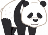 パンダが白黒な理由