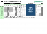 ホロン富山の空席状況最新版12/15終了時