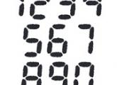 12345679という数