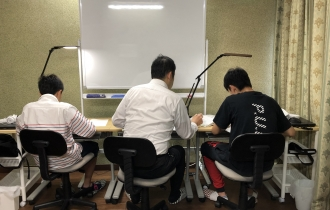 英語1対2授業(水19:00~20:20、残り1席)