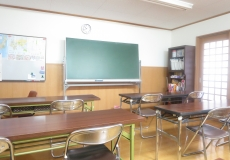 澤井塾の教室