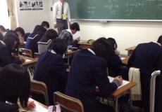 授業中の「完全定着」を目指します!