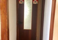 教室の入口