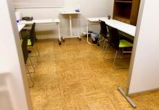 教室(個別対応用)